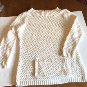 Talbots | Cashmere Angora Blend Pullover Sweater L